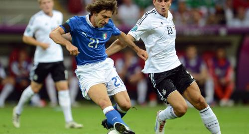 Italia-Germania: che vinca il migliore!